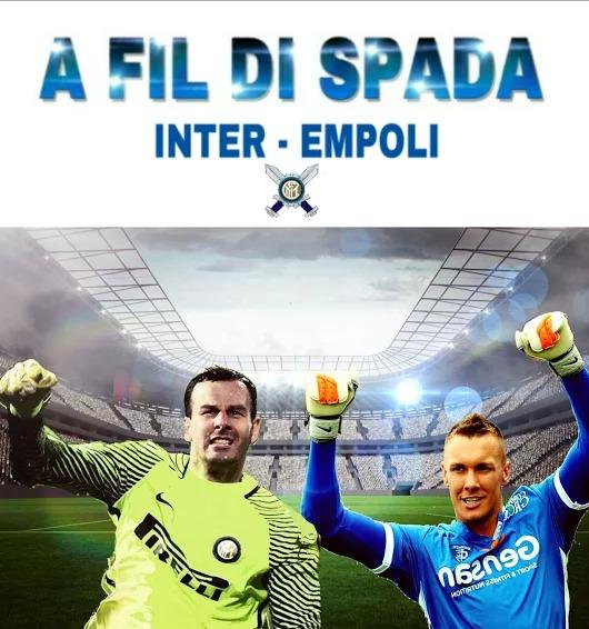 """Il post partita INTER-EMPOLI nella rubrica """"a fil di Spada"""""""