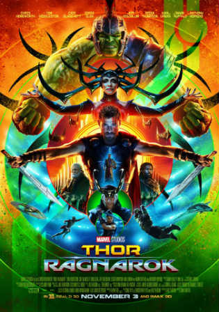 Thor Ragnarok 2017 WEB-DL 350MB English 480p ESub Watch Online Full Movie Download bolly4u
