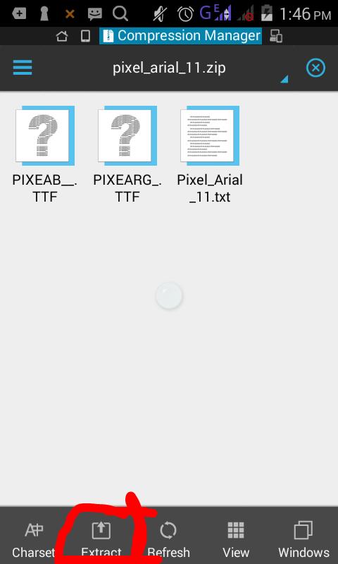 Ali raza : How to add custom Font in picsart