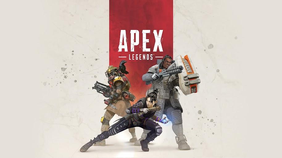 Apex Legends, Mirage, Bloodhound, Gibraltar, 8K, #48