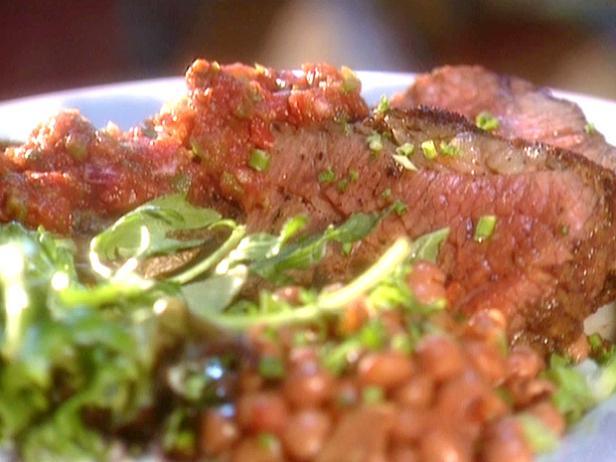 """""""Santa Maria Style BBQ"""" Oakwood Grilled Tri-tip"""