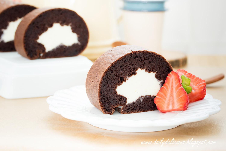 Cocoa Bran Cake Recipe