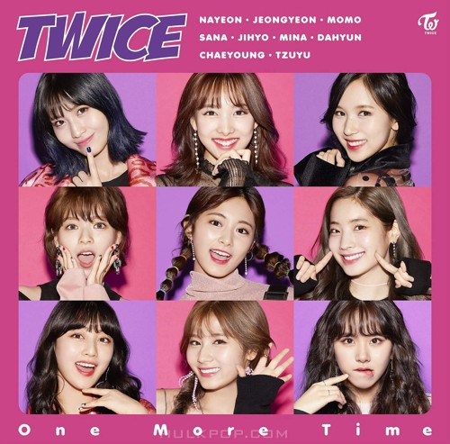TWICE – One More Time – EP (Japanese) (ITUNES PLUS AAC M4A)