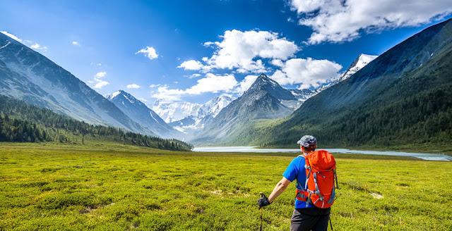 Англичане назвали 10 лучших мест для отдыха в России