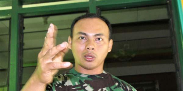 Heroik! Serda Suparlan Hentikan Perampokan di Pegadaian, Nyawa Hampir Melayang