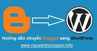 Hướng dẫn chuyển nội dung bài viết của Blogspot qua WordPress