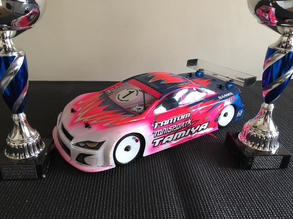 Brca 2017 R1 Wlrc Daniel Bookers Winning Trf419x Setup The Rc Racer
