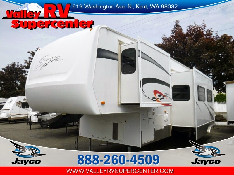 Nw Rventure The 2007 Sportsmen Sportster 36 Toy Hauler