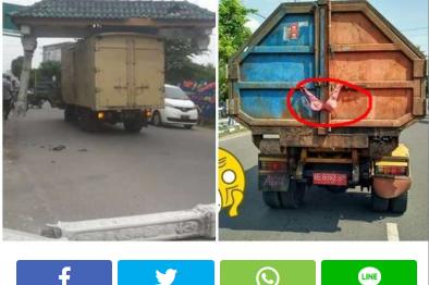 9 Barang Aneh bin Nyeleneh Orang Indonesia yang Tersangkut di Kendaraan, Siap-siap Ngakak!