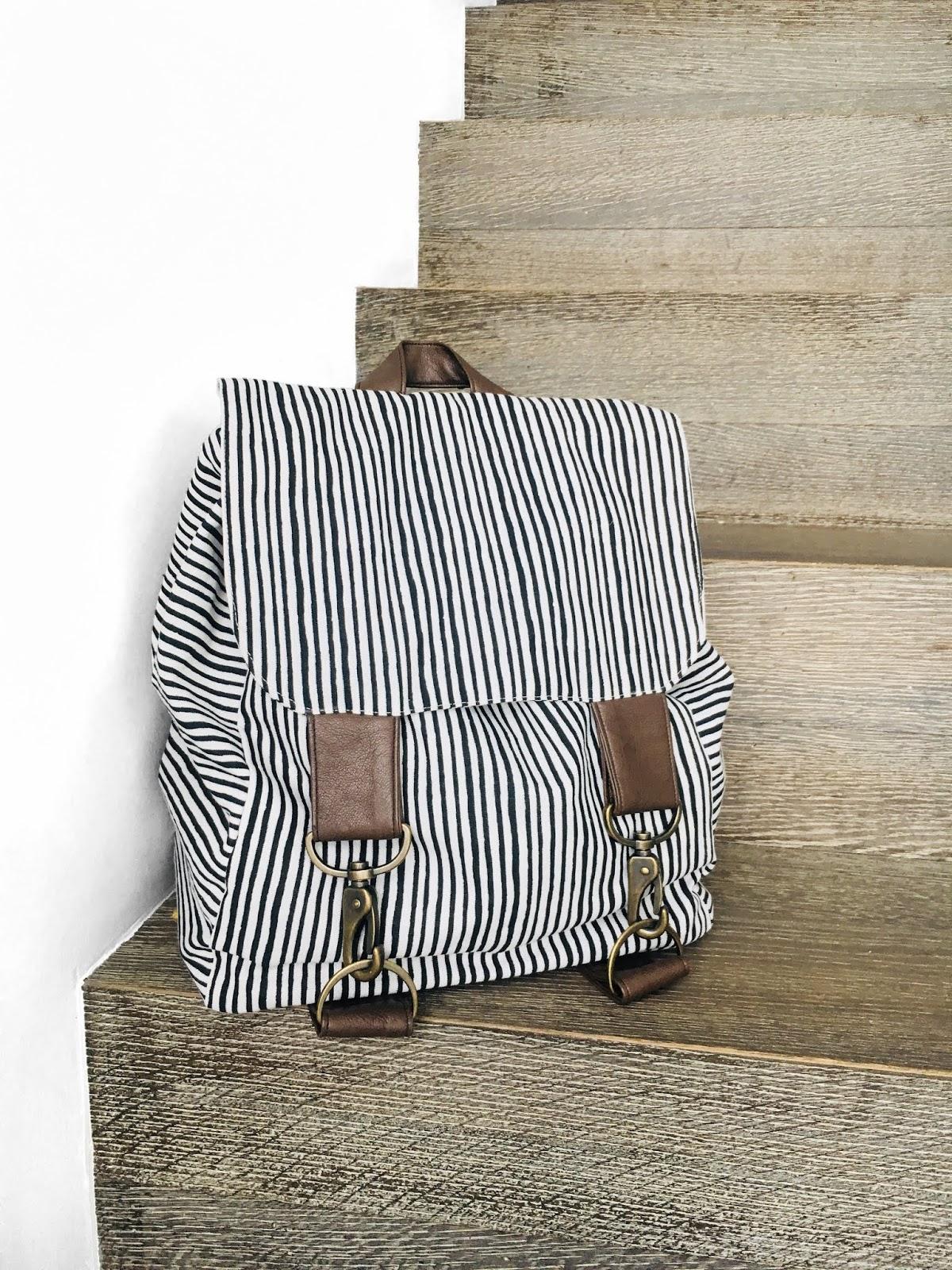 Van Miek My Second First Backpack