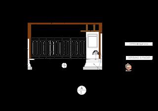 Dowload SketchUp Layout Gate Perumahan