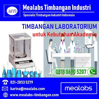 Timbangan Laboratorium untuk Akademis