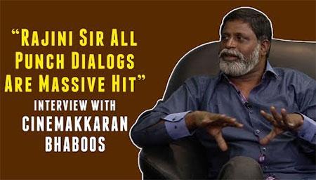 """Rajinikanth Sir All Punch Dialogs Are Hit"" – Cinemakkaran Bhaboos Baburaj Interview"