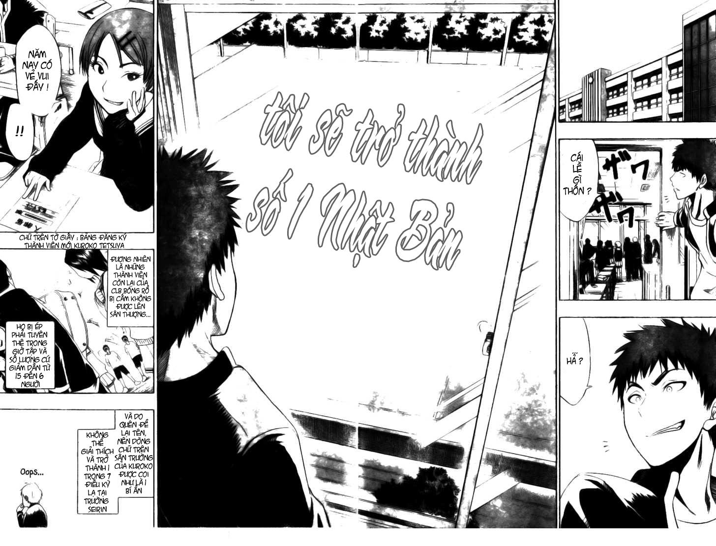 Kuroko No Basket chap 002 trang 22