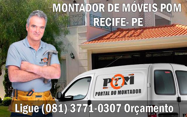 Montagem de Móveis Recife PE (081) 3771-0307