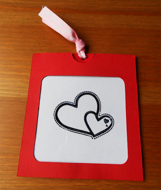 tarjeta mágica magic card san valentín