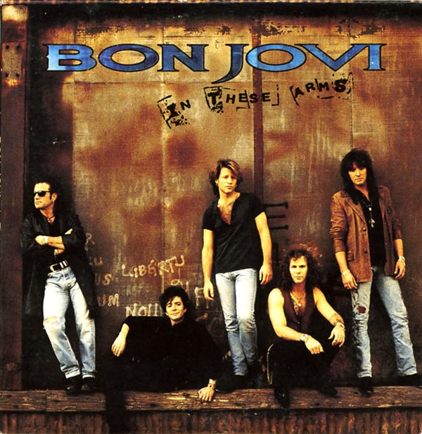 Image result for Bon Jovi - In These Arms
