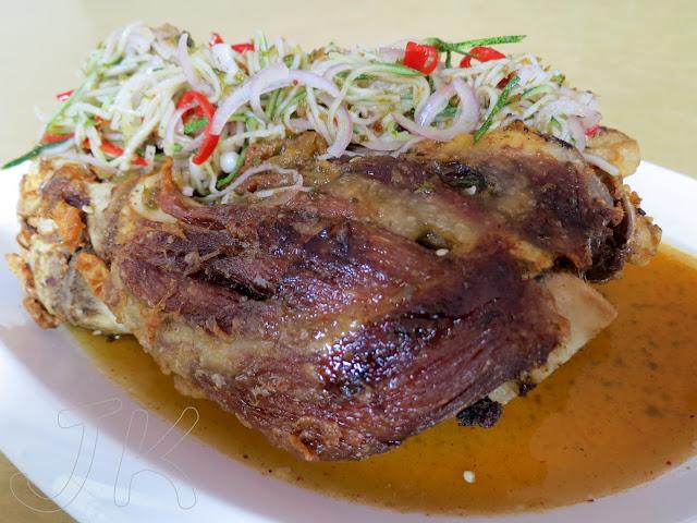 Pork Trotters Knuckle Johor