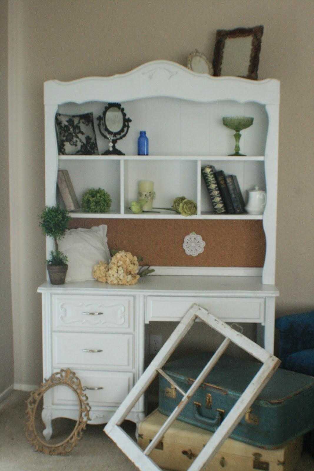 Country Chic Shabby Chic Desk