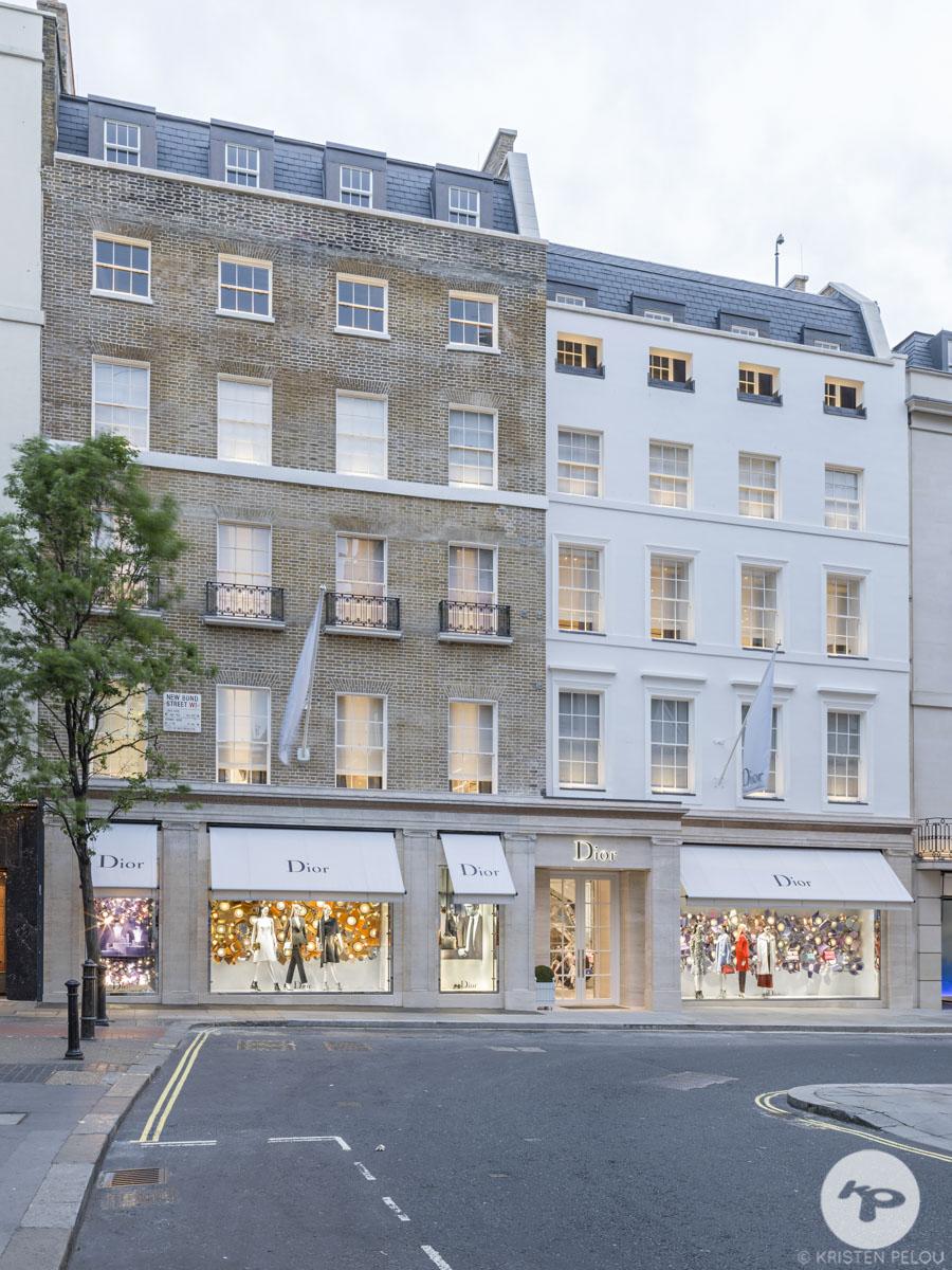 photos flagship store dior new bond street london photographe d 39 architecture paris. Black Bedroom Furniture Sets. Home Design Ideas