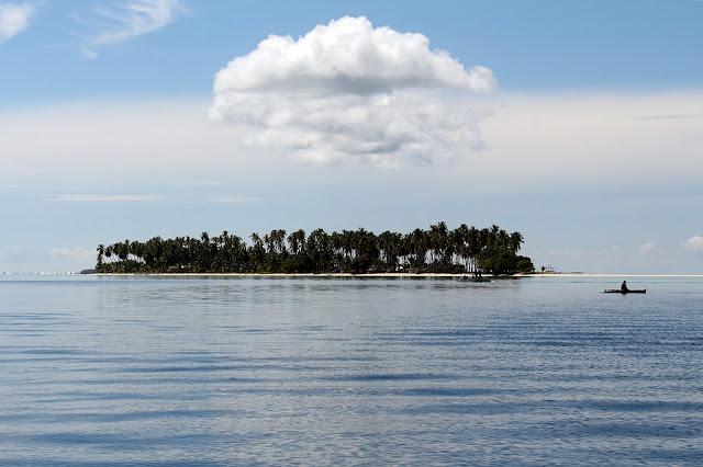 Panampangan Island in tawi tawi
