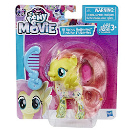 MLP All About Friends Singles Fluttershy Brushable Figure
