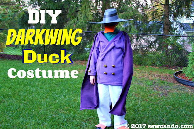 photo Drawing duck costume