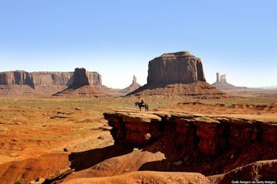 Perbedaan Mesa, Butte dan Plateau
