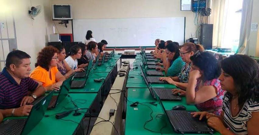 DRELM: 800 docentes de Lima Metropolitana rindieron evaluación de inglés - www.drelm.gob.pe