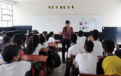 Docentes peruanos se capacitarán en Estados Unidos en la enseñanza del idioma inglés
