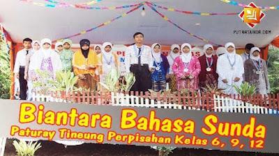 Biantara Bahasa Sunda Paturay Tineung Perpisahan Kelas 6, 9, 12!