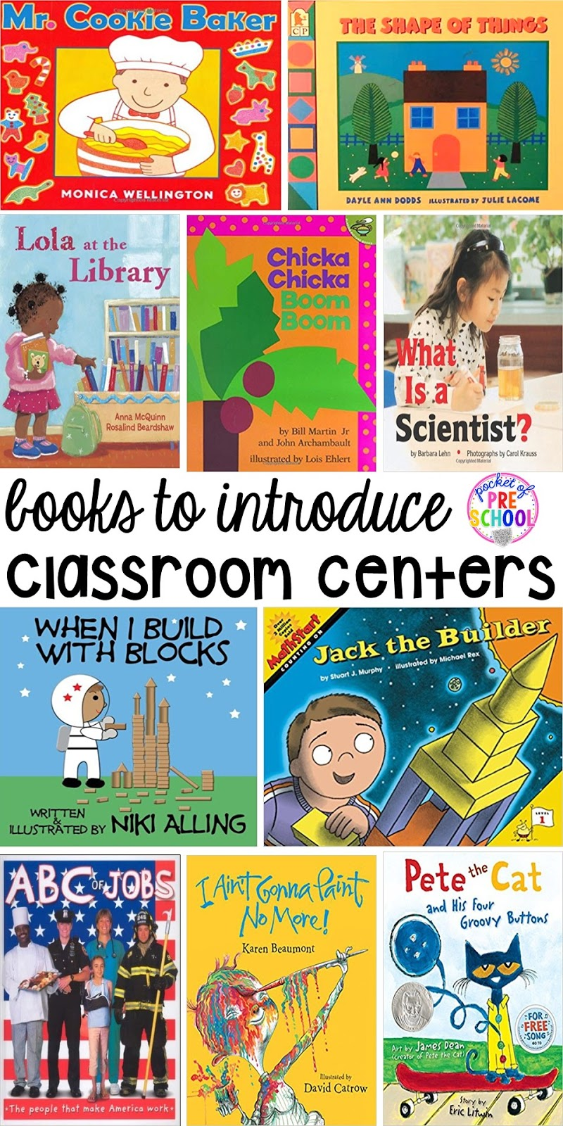 center time management for preschool and pre k pocket of preschool