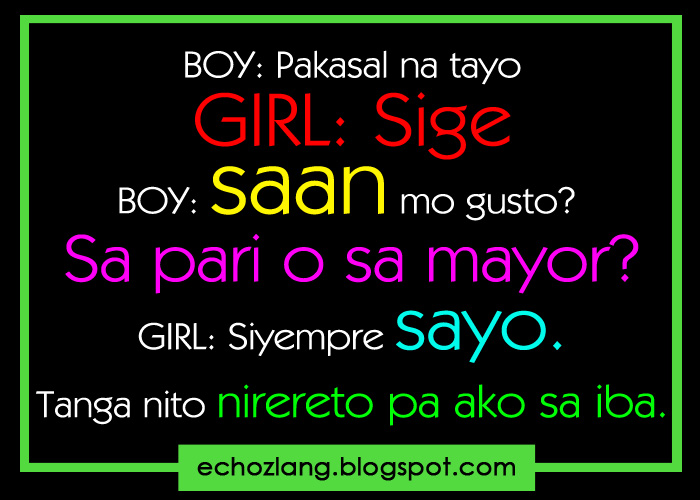 Tagalog Quotes About Boyfriend. QuotesGram