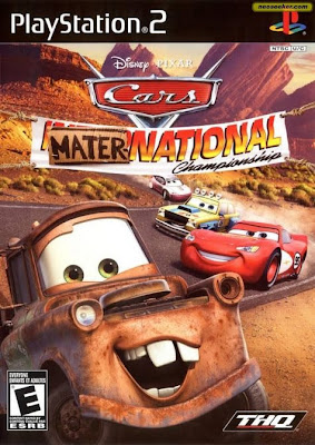 Cars Mater-National (PS2) 2007