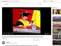 """Kesulitan Ucap """"Shollallohu 'alaihi wa salam"""", Publik Nilai Megawati tak Pernah Mengaji"""