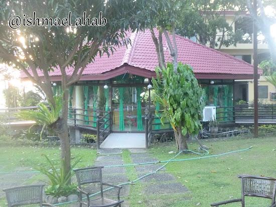 Function Hall of Punta de Fabian in Baras, Rizal