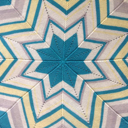 Star Afghan - Free Pattern