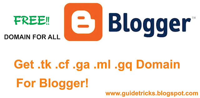 Simple Guide to change your blogspot.com domain in Blogger