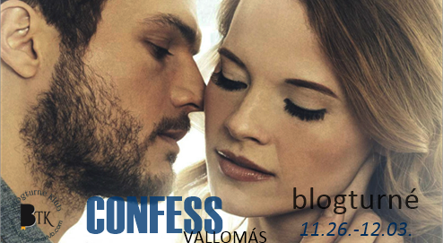 Colleen Hoover: Confess - Vallomas