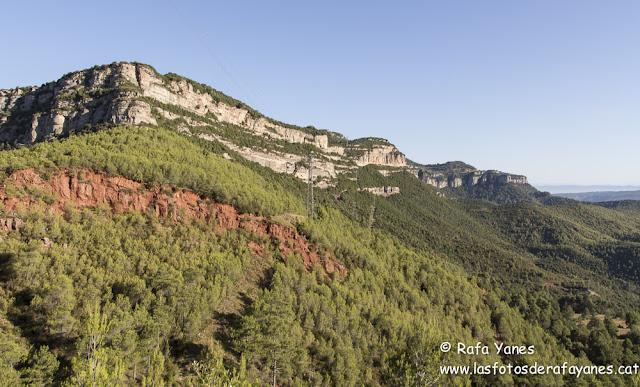 Ruta: Puiggraciós (808 m) (Els 100 Cims)