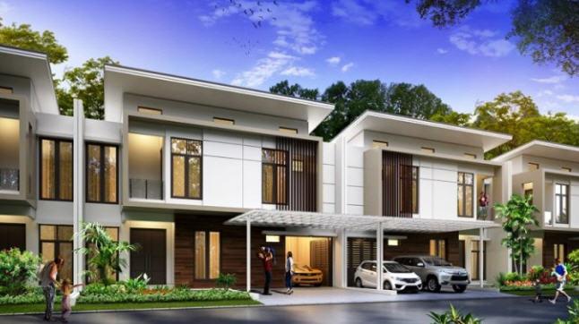 Jakarta Garden City Cluster Shinano