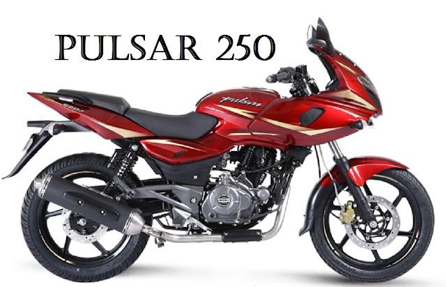 बजाज ला रहा है अपनी नयी मोटरसाइकिल PULSAR 250 भारत में। जानिए इसके फीचर्स