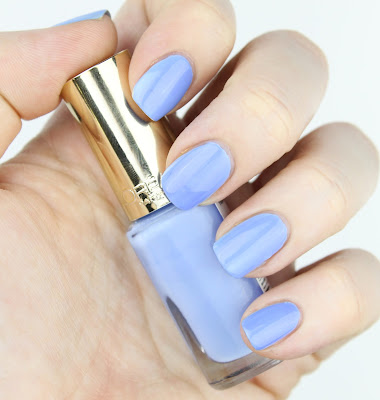 L'Oreal Color Riche Le Vernis nail polish 241 Cloud wow review swatch swatches