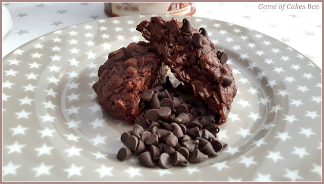 Cookie de Chocolate y Avena