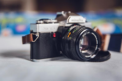 Kamera fotografer