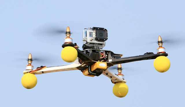 STORM Drone FF Flying Platform