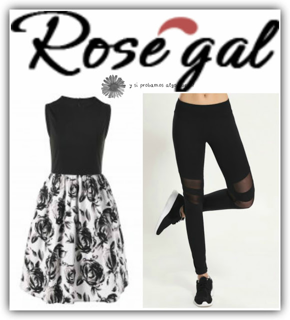 Primera compra en Rosegal