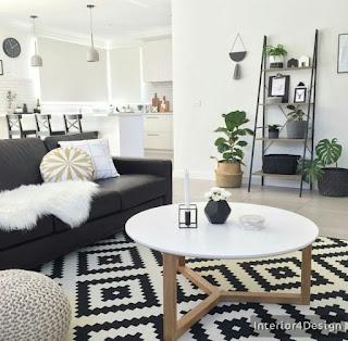 Black And White Interior Design Ideas 9
