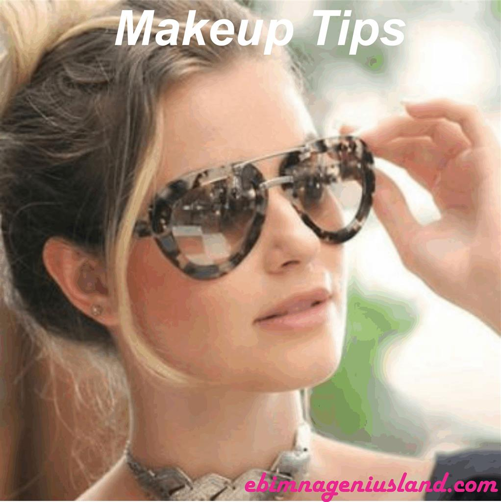MakeUp Tips For Ladies That Wears Glasses