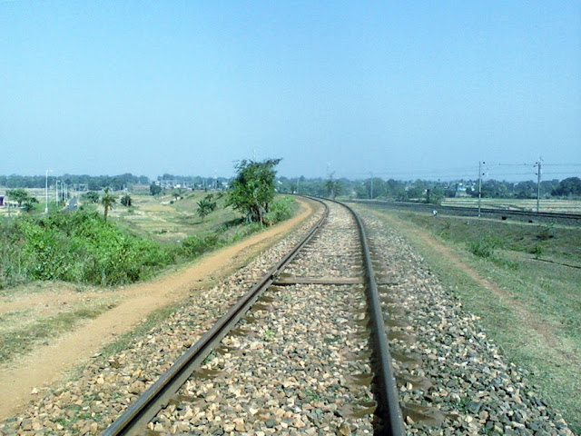railway tracks, inspirational images